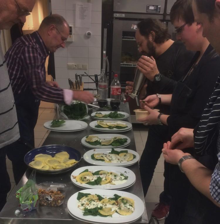 Kookworkshop op maat gemaakt