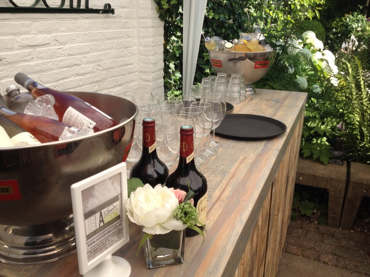 Bruiloft inclusief drankenbar