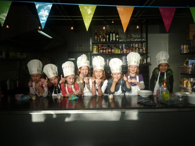 Kinder Kookworkshop