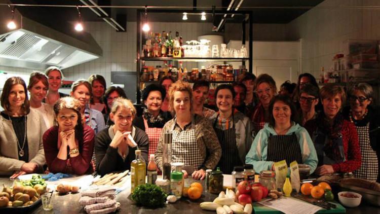 Ondernemende Vrouwen Maastricht @ kookstudio Limmel