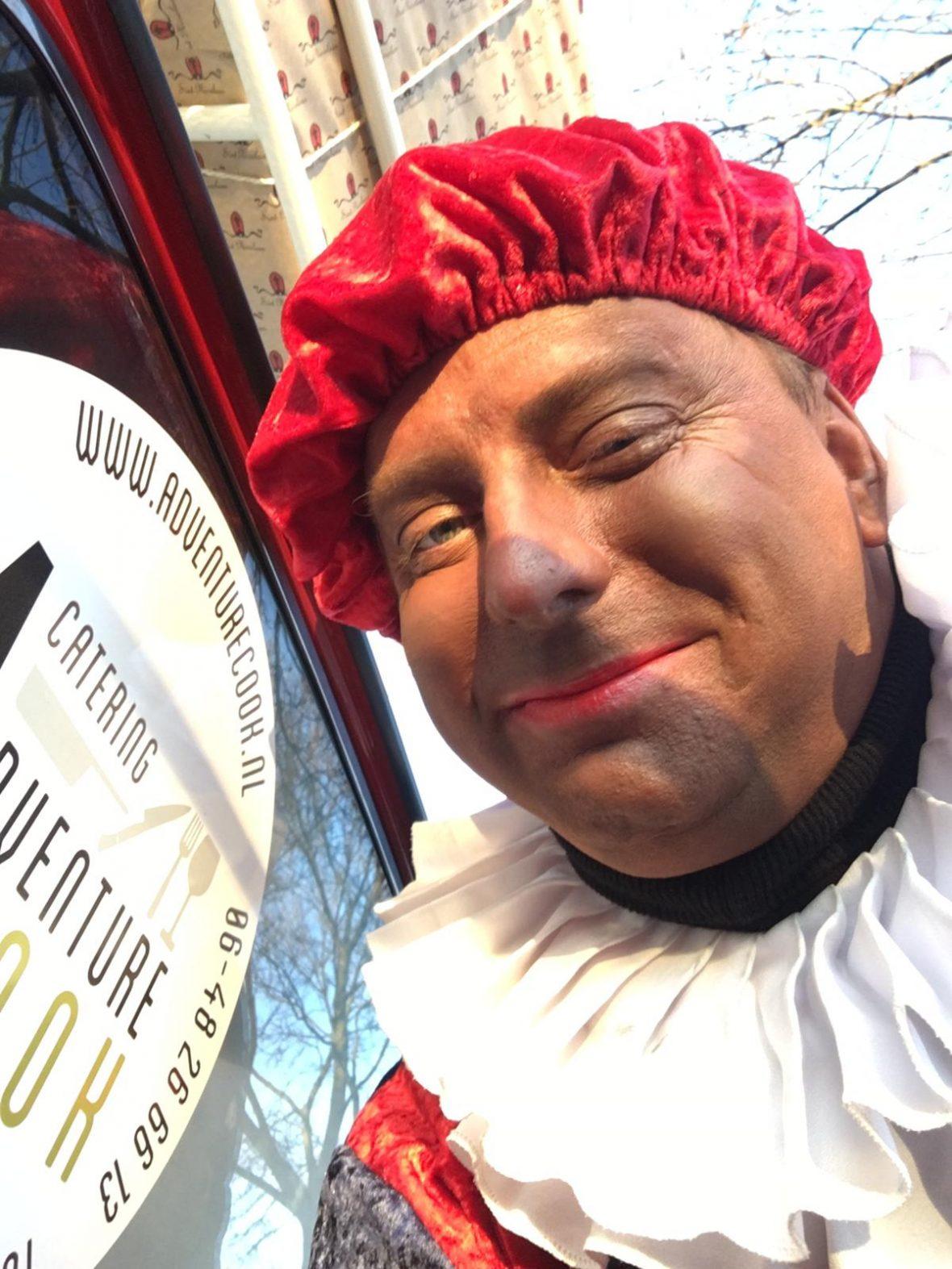 Mandarijnenpiet Adventurecook Mini Mobile Sinterklaasintocht Maastricht